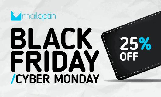 MailOptin Black Friday Cyber Monday deals