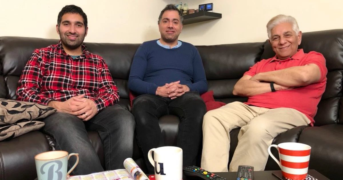 Gogglebox, families, family, cast, vote, best, funny, TV, The Siddiquis