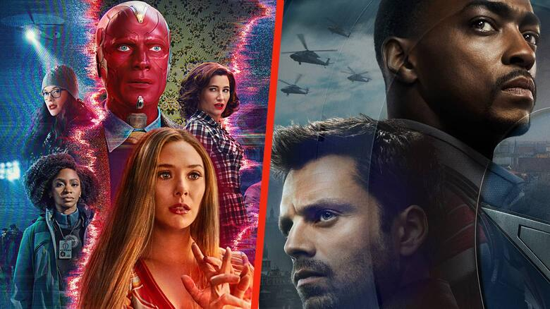Marvel Studios Makes History with 28 Emmy Nominations for 'WandaVision' and 'The Falcon and The Winter Soldier'
