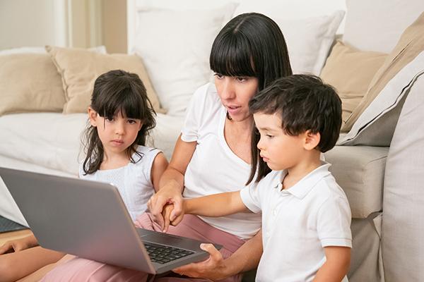 7 tips de autoprotección en internet para niños de primaria