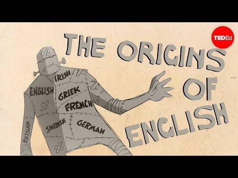 woher kommt englisch