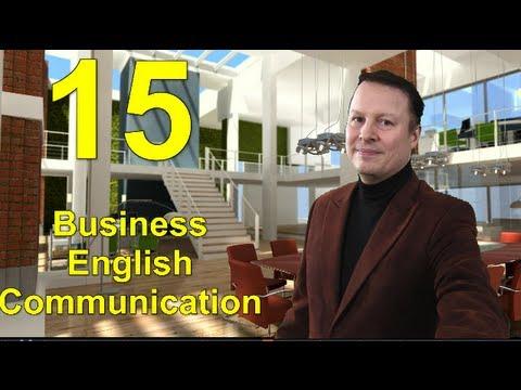 englisch business