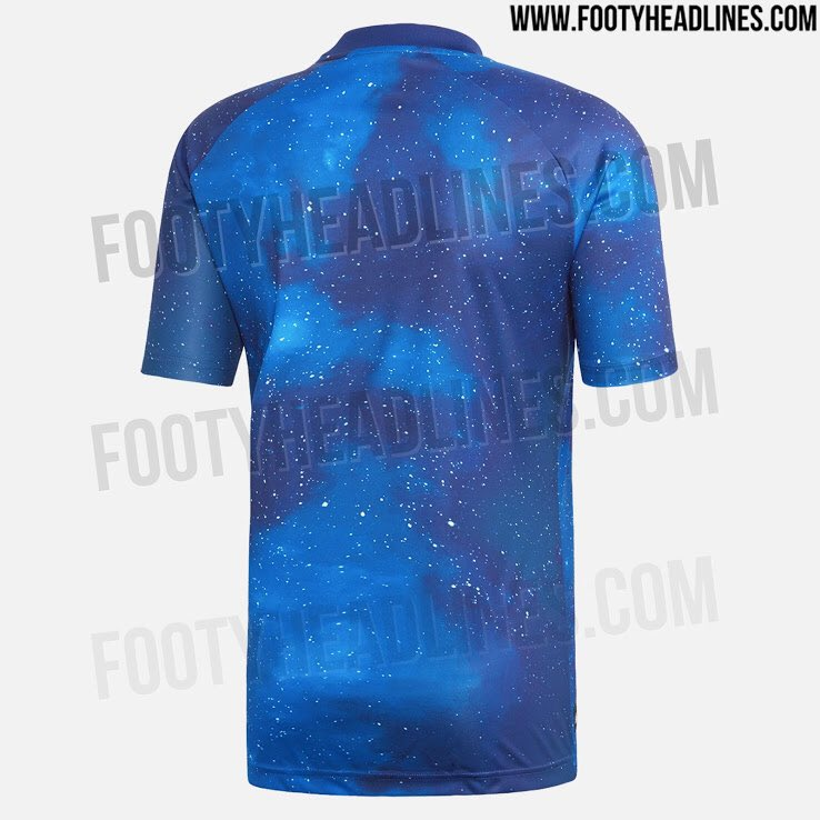 best authentic 2b75c d8fac Madrid Galacticos kit gets leaked and it's AWESOME ...